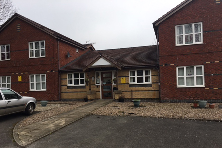 Studfield Court supported living service in Sheffield