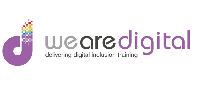 We Are Digital logo