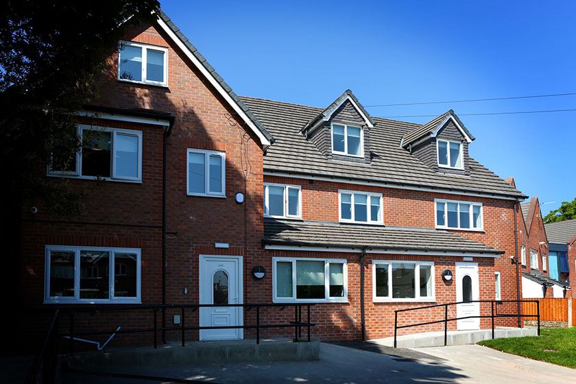 Sanctuary Supported Living's Tollemache Road