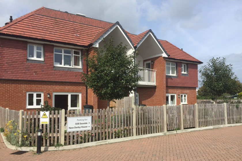 External of Seaside Care Services