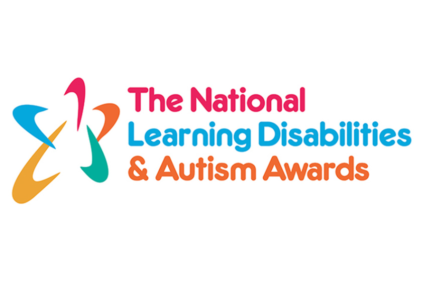 The National Learning Disabilities & Autism Awards logo
