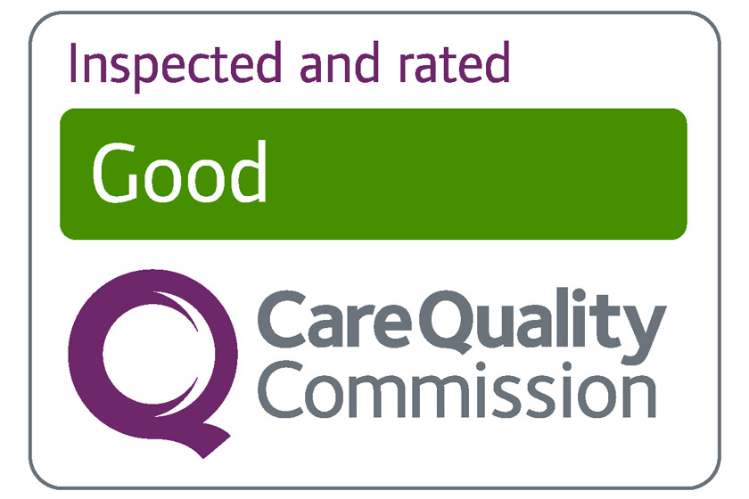 Good CQC rating badge