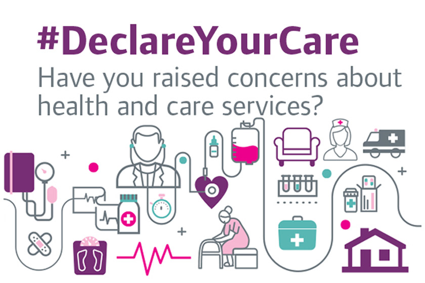 Declare Your Care logo