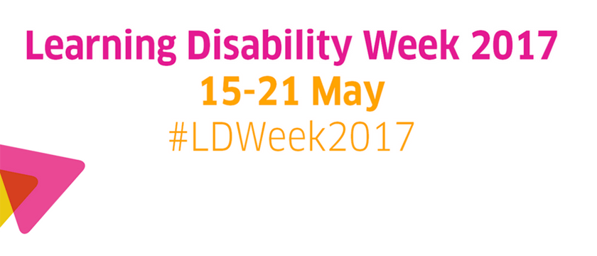 Learning Disability Week 2017