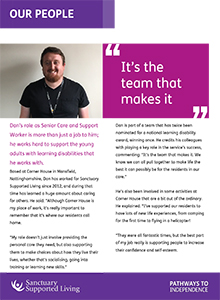 SSL Our People Story - Dan Hendrie