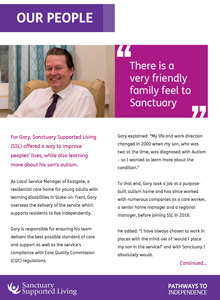 SSL Our People Story - Gary Tideswell