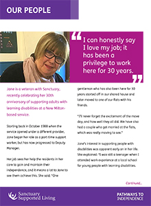 SSL Our People Story - Jane Passfield