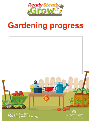 Gardening Progress thumbnail