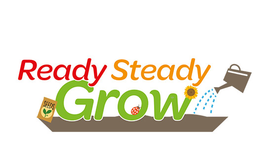 Ready Stead Grow logo