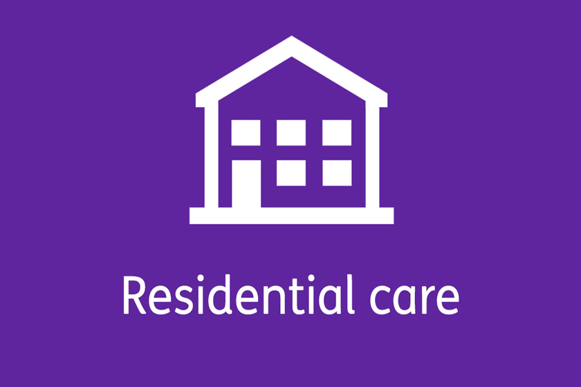 Residential care apartments