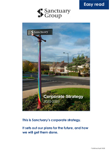 Easy-read Corporate Strategy front cover