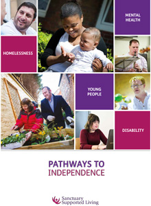Sanctuary Supported Living - Services brochure