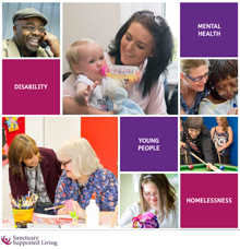 Sanctuary Supported Living - About us brochure
