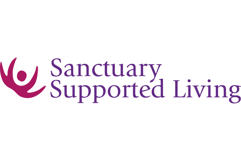 Sanctuary Supported Living logo.