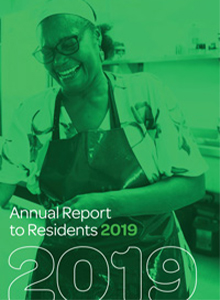 Preview of the Annual Report to Residents 2019