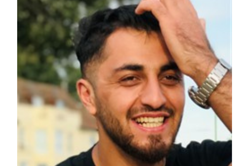 Ex supported living resident, Farid, is looking forward to a bright future