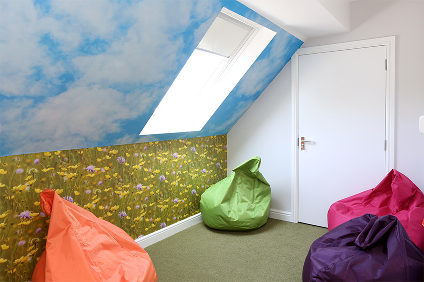 Tollemache Road sensory room