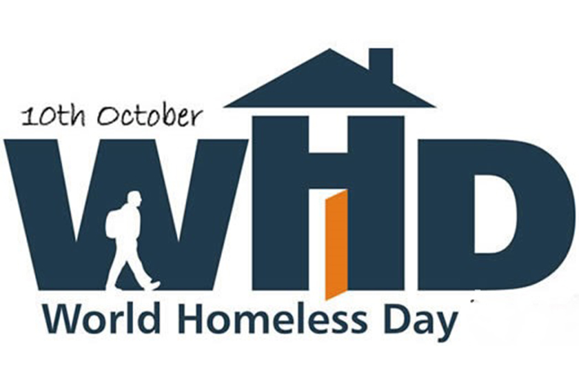 World Homeless Day logo