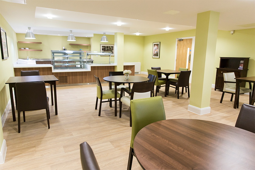 Taste restaurant at Wimborne House
