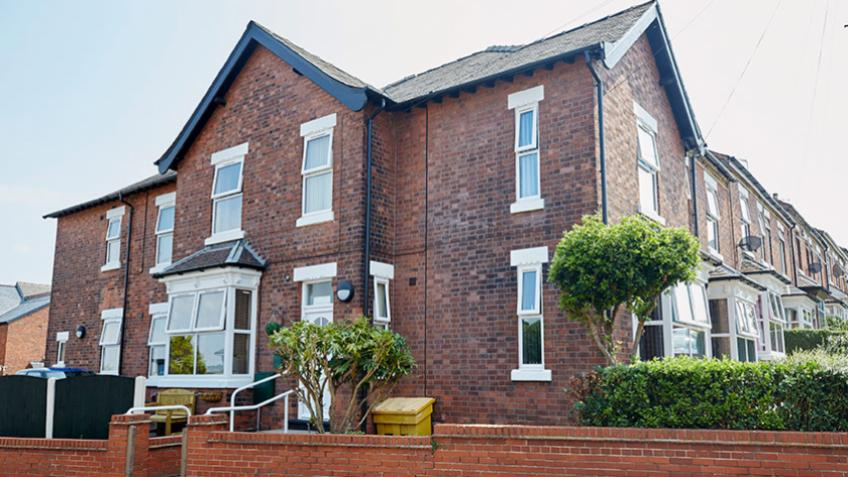 A picture of Corner House Residential Care Home