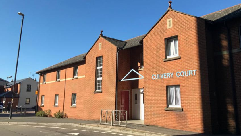 A picture of Culvery Court