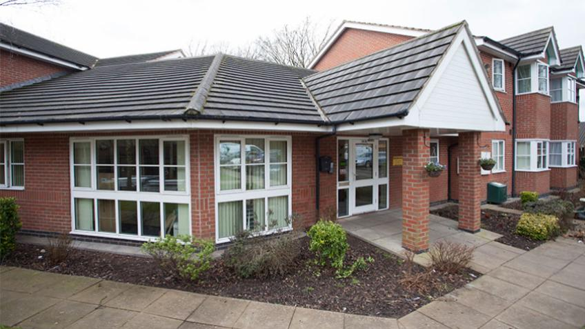 A picture of Eastgate Residential Home