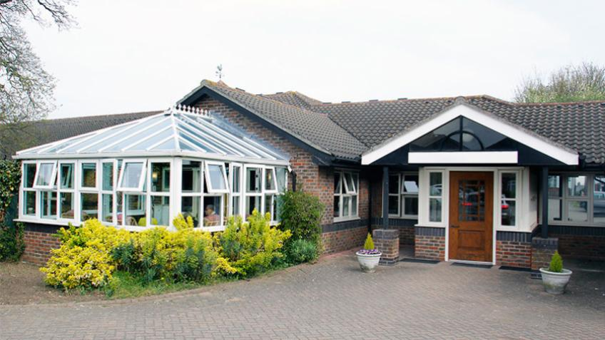 A picture of Sidegate Lane Nursing Home