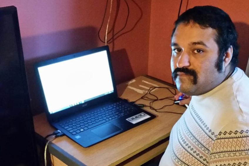 A picture of Get Online Week - Arfan's story