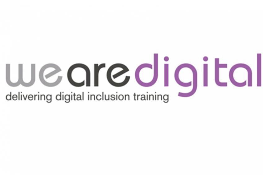 A picture of Supported housing residents get digital