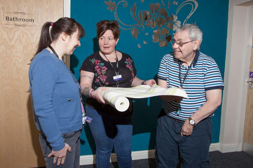 A picture of 'Maximum choice' gets Stoke care home 'Good' CQC rating