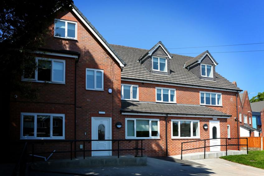 A picture of First inspection success for Birkenhead home