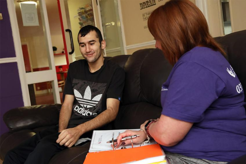 A picture of Tenant engagement shortlisting for supported housing provider