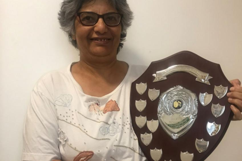 A picture of Learning Disability Week 2019: Usha's blog