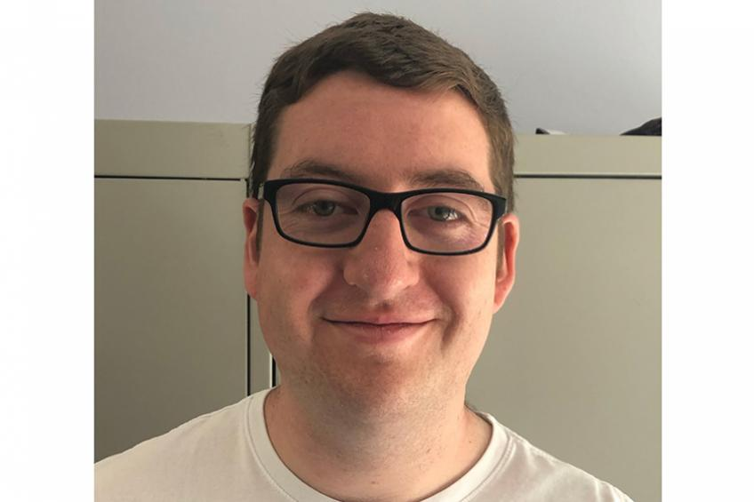 A picture of Learning Disability Week 2019: Mark Morrison