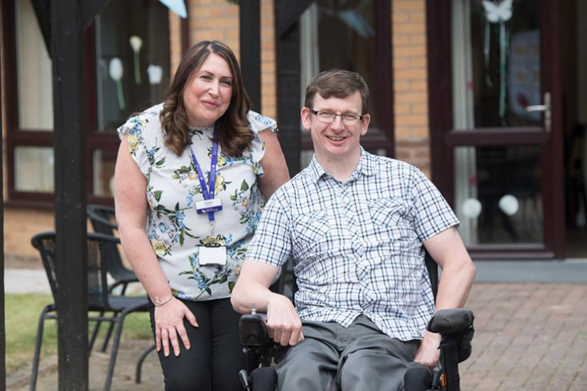 A picture of Disability Life Story: Darren Chisholm