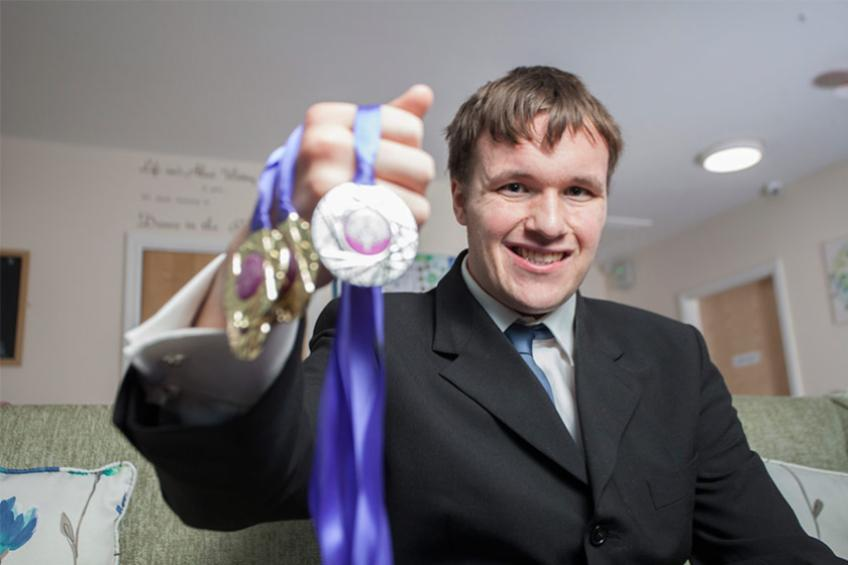 A picture of Disability Life Story: James Noble