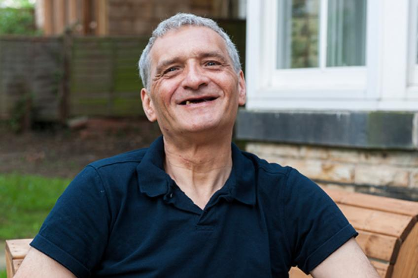 A picture of Disability Life Story: Ray Revill