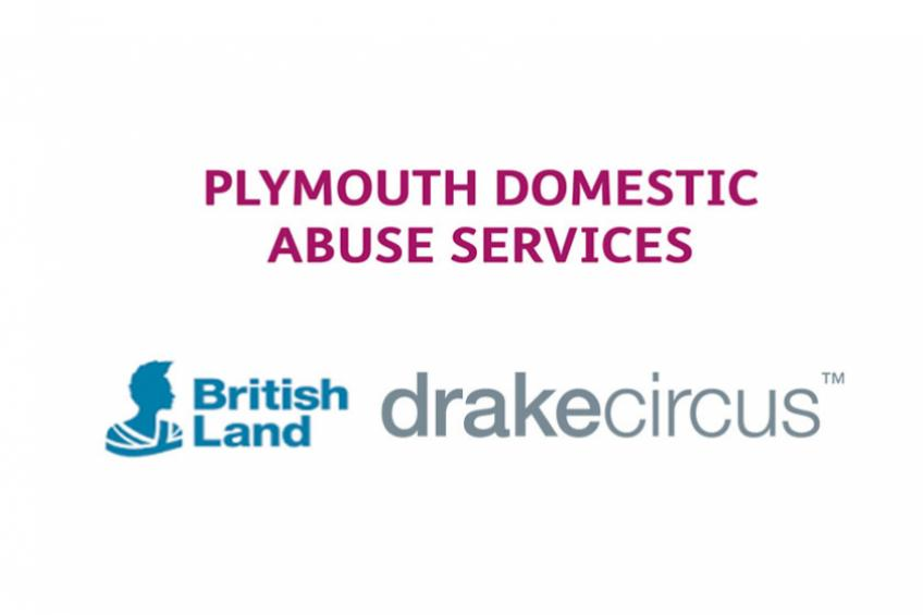 A picture of Domestic abuse service named as Drake Circus' chosen charity
