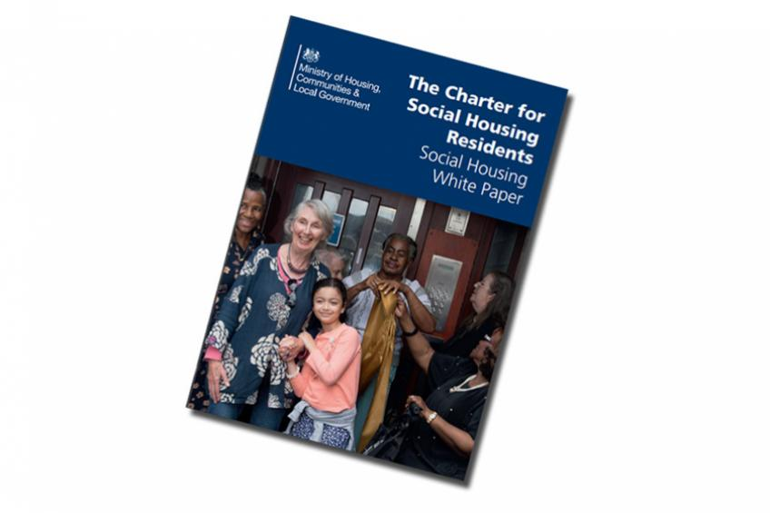A picture of The Charter for Social Housing and what it means for you