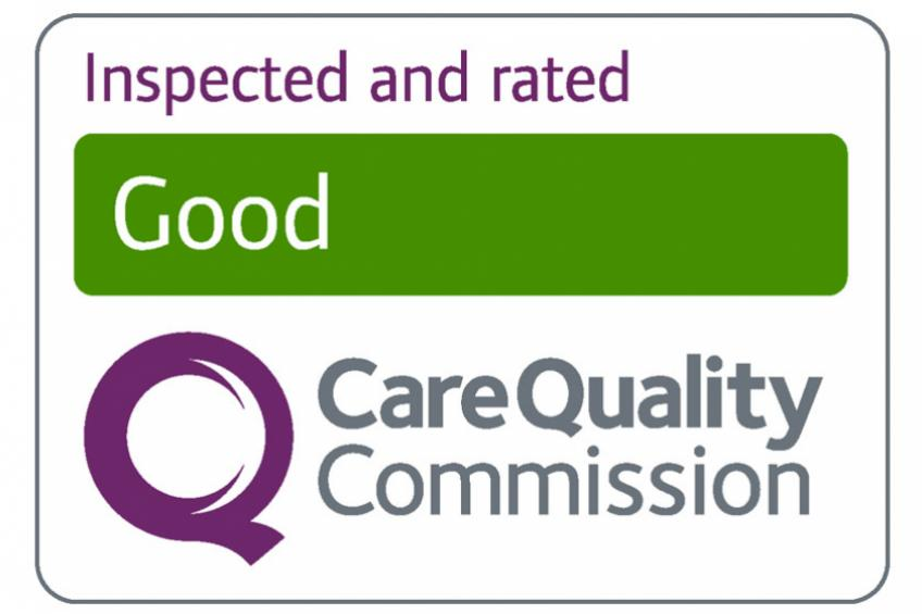 A picture of Shrewsbury care home awarded 'Good' CQC rating