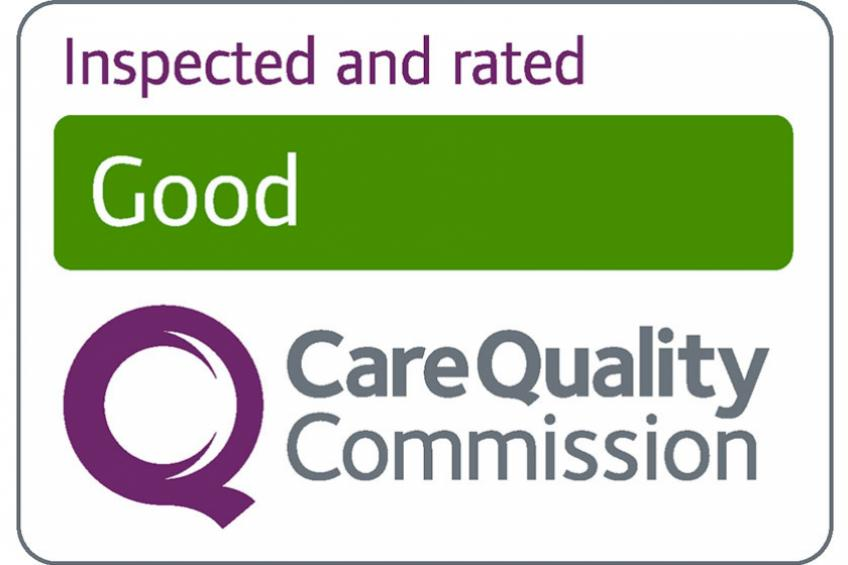 A picture of Montague Road Nursing Home rated 'good' by Care Quality Commission