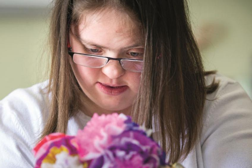 A picture of Supporting people with learning disabilities to stay connected