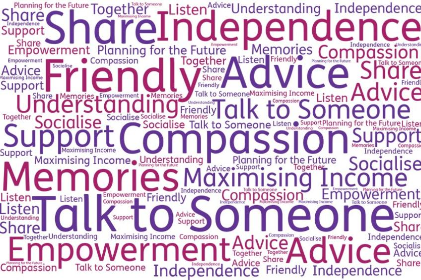 Middlesbrough dementia adviser service representative image