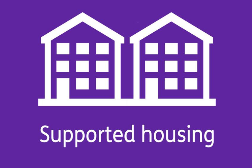 Norton Road supported housing