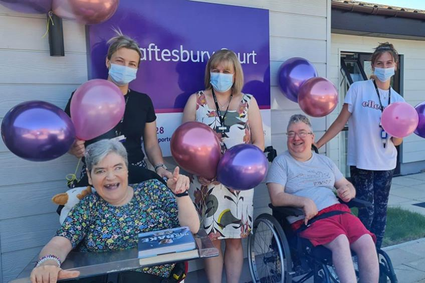 A picture of Trowbridge care home rated outstandingly well-led by CQC