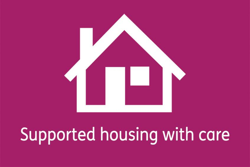 Supported housing with care main image