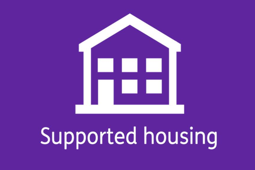Supported Housing apartments