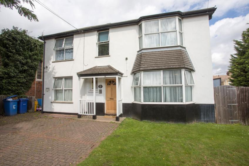Exterior of Thurrock Teenage Parents Supported Housing