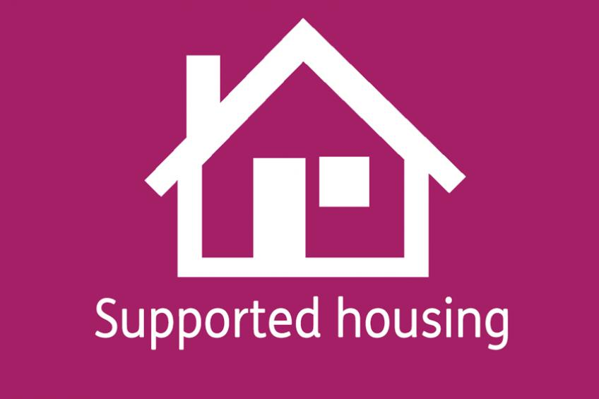Willow House supported Housing