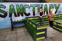 A picture of Young Hartlepool residents grow new skills